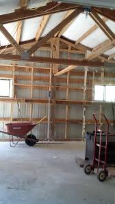 Metal Pole Building Insulation Retrofit Help - RIDGID Plumbing ... Insulating Metal Roof Pole Barn Choosing The Best Insulation For Your Cha Barns Spray Foam Blog Tag Iowa Insulators Llc Frequently Asked Questions About Solblanket Smart Ceiling Pranksenders Diy Colorado Building Cmi Bullnerds 30 X40 Pole Building In Nj Archive The Garage 40x64x16 Sawmill Creek Woodworking Community Baffles And Liner Panel On Ceiling To Help Garage Be 30x48x14 Barn Page 2 Journal Board