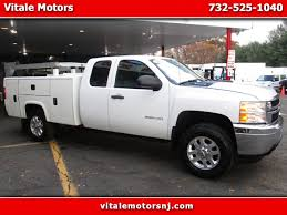 100 Chevy Utility Trucks For Sale Commercial Vans Cars In South Amboy Vitale Motors