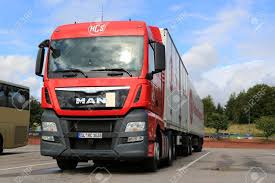 SALO, FINLAND - SEPTEMBER 5, 2015: Red MAN TGX 26.480 Truck And ... Man Truck Bus Uk On Twitter Get Down To Your Nearest Dealer Full Range Presents Driven By Ideas Key Visual For The 66th Iaa Commercial Vehicles Talking Tgx D38 With Mark Mello Behind Wheel Drivers Opinions Boost For Fleet Replacement Free Photo Man Truck Road Trail Trailer Download Jooinn Buildings Of Ag Dachauer Strasse 667 Munich Stock Russell Bailey Copywriting Trucks Sale In South Africa Contact Start Effienctline 3 New Tgs 35420 8x4 Tippers