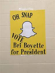 Funny Student Council Campaign Poster Ideas