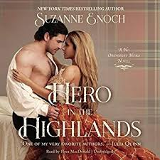 Hero In The Highlands Audiobook Cover Art