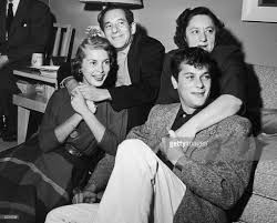 Janet Leigh Stock Photos And Pictures Getty Images by Actor Tony Curtis Turns 80 American Actors