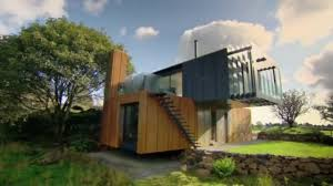 100 Cargo Container Home Grand Designs Shipping House On Vimeo