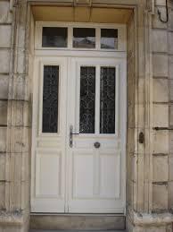 porte entree vantaux porte d entrée deux vantaux réalisation de la menuiserie