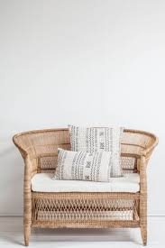 Crate And Barrel Dining Room Chair Cushions by Best 20 Woven Chair Ideas On Pinterest Round Chair Cushions