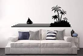 onetotop wohnzimmer wanddekoration ast ast aufkleber vinyl