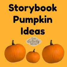 Captain Underpants Pumpkin Carving by The Activity Mom Storybook Pumpkins