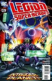 Legion Of Super Heroes NO45