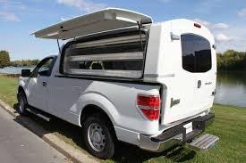 100 Commercial Truck Cap Ranch Fiberglass S