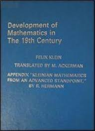 Development Of Mathematics In The 19th Century Lie Groups English And German Edition