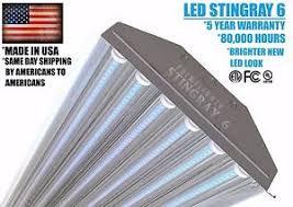 4 shoplight hanging light fixture 24 624 lumens 108 watt led shop