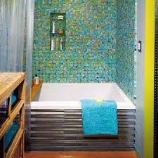 Tiling A Bathtub Skirt by Modern Bathtub Covering Ideas To Brighten Up Your Bathroom Design