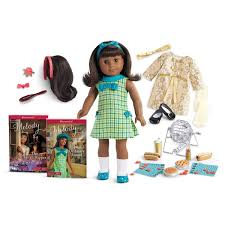 Amazoncom Girls American Girl Melody Large Collection Set Includes