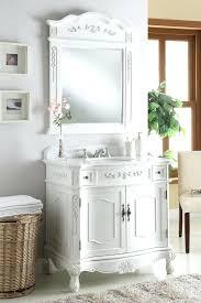 36 antique white bathroom vanity renaysha