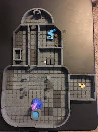 Making 3d Dungeon Tiles by 3d Printed Open Forge Dungeon Tiles Album On Imgur