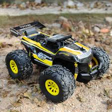 2.4G RC Cars Remote Control Off-Road Bigfoot Monster Trucks Speed ...