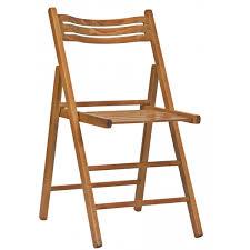 chaise de pliante chaise pliante en bois gladys