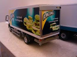100 Phantom Trucks Kingsmill Lorry The Latest In The Collection Of Models Of
