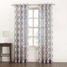 Jcpenney Brown Sheer Curtains by Goods For Life Lona Semi Sheer Window Curtain