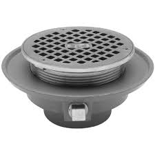 2 Floor Drain Backflow Preventer by Floor Drains Zurn Floor U0026 Roof Drains Supplyhouse Com