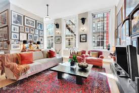 100 Lofts In Tribeca 3M Loft Has The Elegance Of Old New York In A 21st Century