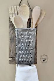 Repurposed Kitchen Tools Via KnickofTime Farmhouse DecorFarm House IdeasOld KitchenCountry DecoratingAntique