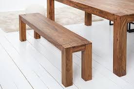 riess ambiente sitzbank makassar 140cm natur mit massivholz platte kaufen otto