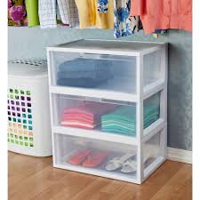 Sterilite 4 Shelf Cabinet Walmart by Sterilite Large Tall Modular Drawers White Available In Case Of