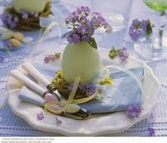 Spring Table Decoration Easter SettingsEaster DecorationsEaster
