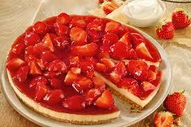 erdbeer spezial kuchen torten leichtes erdbeerdessert