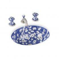 Sherle Wagner Chinoiserie Sink by Luscious Style Chinoiserie Furniture Wallpaper Fabric And