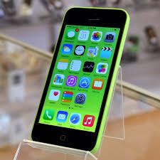 Apple iPhone 5c 16GB Smartphone for Unlocked Green Mint