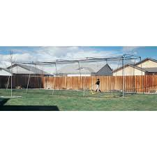 ATEC® 40' Backyard Baseball Batting Cage - 171631, Baseball ... Best Dimeions For A Baseball Batting Cage Backyard Cages With Pitching Machine Home Outdoor Decoration Building Seball Field Daddy Made This Logans Sports Themed Fortress Ultimate Net Package World Jugs Sports Softball Frames 27 Ply Hdpe Multiple Youtube Lflitesmball Dealer Installer Long Academy Artificial Turf Grass Project Tuffgrass 916 741 How To Use The Most Benefit