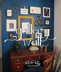 Home Office Wall Decor 99 Ideas Blue On Vouum