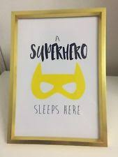 Superhero Bedroom Decor Uk by Superhero Bedroom Home Furniture U0026 Diy Ebay