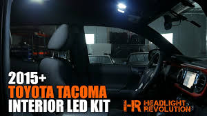 2015+ Toyota Tacoma Interior LED Lighting Kit   Headlight ... Wrangler Jk Show Led Lighting Setup Interior Youtube Led Lights For Cars 8 Home Decoration 2012 Infiniti Le Concept Stellar Interior I Wish Can So Chaing Out Interior In 2004 Impala Chevy Forums Car Led Lights Design Plug Play Neon Blue Tube Sound Control Music Land Rover Defender Upgrades Sirocco Overland Truck Jw Motoring Red My 2009 Nissan 370z Subaru Wrx Install Ravishing Fireplace Photography New In 9smd Circle Panel