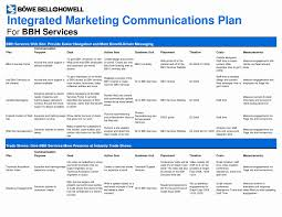 Small Business Marketing Plan Template Inspirational Sample For Best