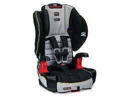 si e britax frontier clicktight harnessed booster car seat