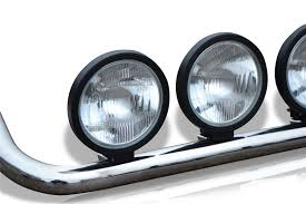 To Fit Volvo FH 2 & 3 Series Low Cab Steel Roof Light Bar + 9