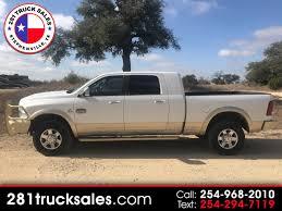 100 281 Truck Sales Used 2012 RAM 2500 4WD Mega Cab 1605 Laramie For Sale In