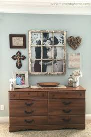 Old Window Decor Ideas Love This And Dresser I Have Both In My