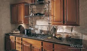 Merillat Bathroom Medicine Cabinets by Backsplash Merillat Classic Seneca Ridge In Cherry Cider