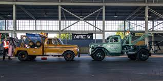 100 Years Of Tow Trucks! - NRC Industries