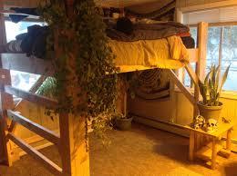 Timelapse Queen Loft Bed Construction