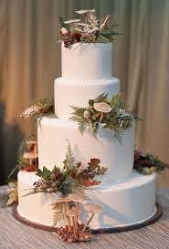 Rustic Wedding Cake Designs
