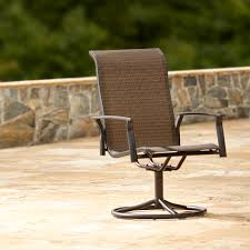 Sears Patio Furniture Ty Pennington by Garden Oasis Ss I 139ns Harrison 1pk Swivel Patio Dining Chair