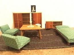 puppenhaus einrichtung möbel salon wohnzimmer sofa modern