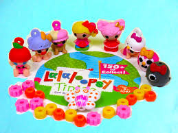 Lalaloopsy Bed Set by Lalaloopsy Magical Jewelry Craft How To Make Kids Bracelet