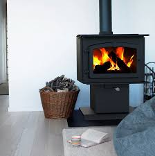Portable Indoor Wood Burning Fireplace