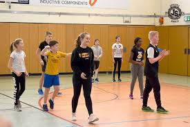 völkerballturnier 2020 der 6 klassen jahnschule hünfeld